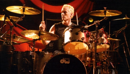 Josh Freese on Drums